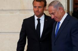 """توتر بين """"إسرائيل"""" وفرنسا بسبب تجميد نقل أموال المقاصة الفلسطينية"""