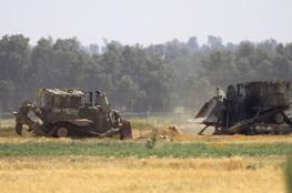 قوات الاحتلال تتوغل شمال بيت لاهيا