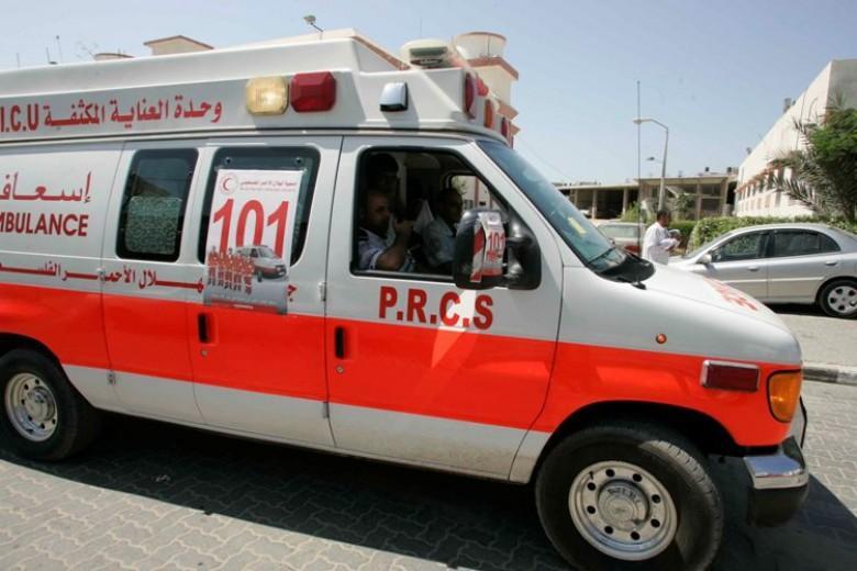 مصرع مواطن في حادث سير وسط القطاع