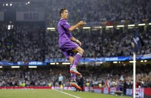 ريال مدريد ويوفنتوس الشوط الأول
