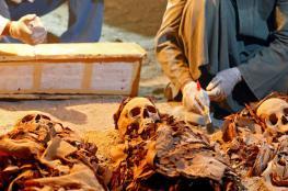 عرض مومياء مصرية ذات رأسين للمرة الأولى للجمهور