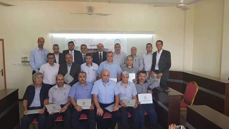 طب الإسلامية بغزة تختتم دورة متخصصة في التحكيم الطبي