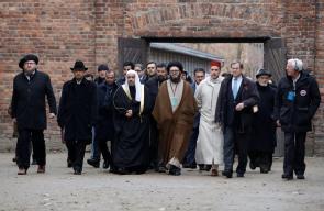 وفد بقيادة السعودية يحيي ذكرى محرقة اليهود في بولنداا