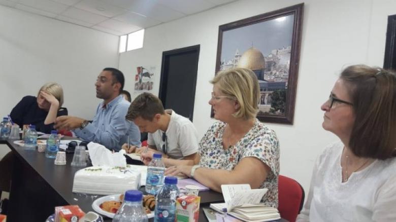 انتخاب أمانة سر الاتحاد العام للمعلمين بقلقيلية