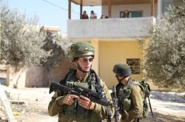 قوات الاحتلال تقتحم بلدة خرسا جنوب الخليل