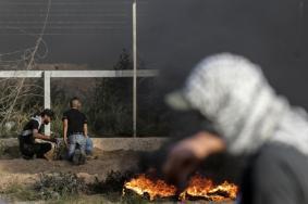 استهداف مطلقي الطائرات الحارقة شرق غزة