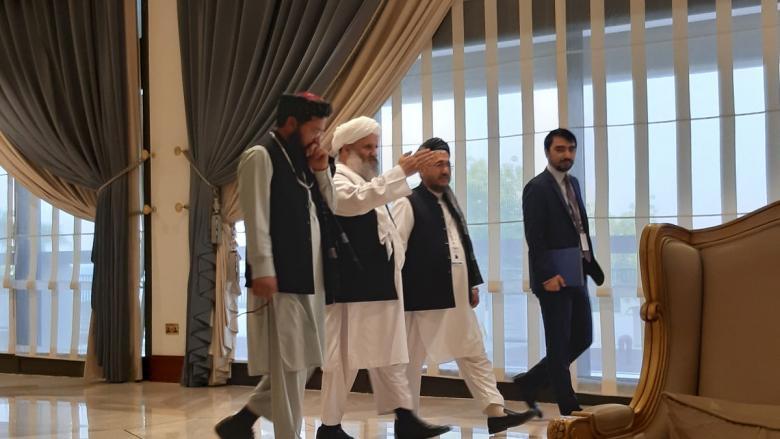 مفاوضون من طالبان في قطر لتوقيع اتفاق مع أمريكا لإنهاء الحرب في أفغانستان