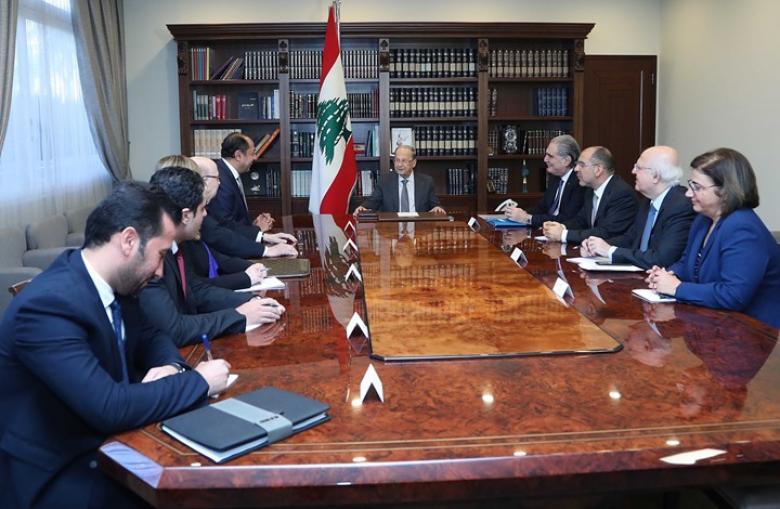 """تكليف حاكم مصرف لبنان المركزي باتخاذ تدابير لحماية """"الودائع"""""""