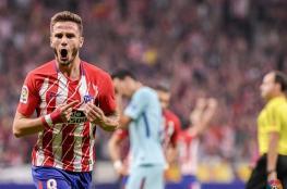 ساؤول: الفوز على ريال مدريد رفع من سقف التوقعات لأتلتيكو