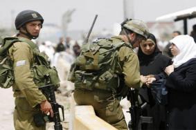 الاحتلال يعتقل شابة بحجة محاولة طعن بالقدس