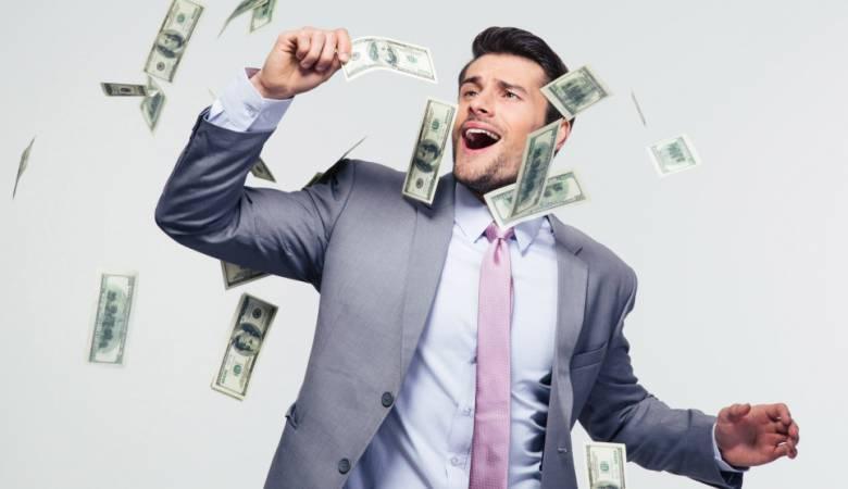 أصبح مليونيرا وأفلس .. دون أن يدري