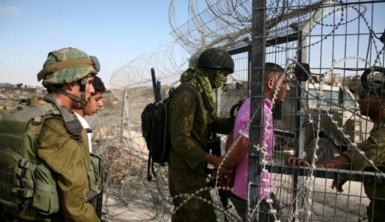 """الاحتلال يزعم اعتقال شاب تسلل لـ """"أشكول"""""""
