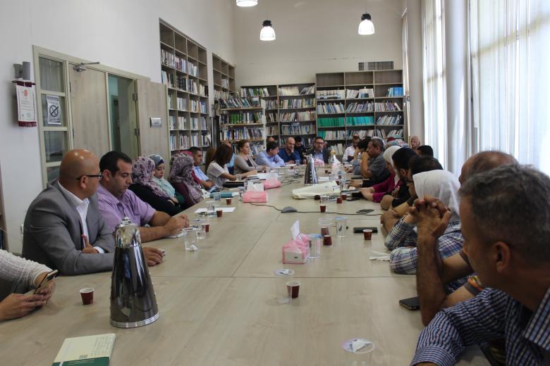 انتخاب لجنة عاملين في الهيئة المستقلة لحقوق الإنسان