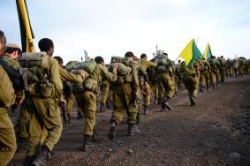 """الاحتلال يعيد لواء """"غولاني"""" لحدود غزة"""