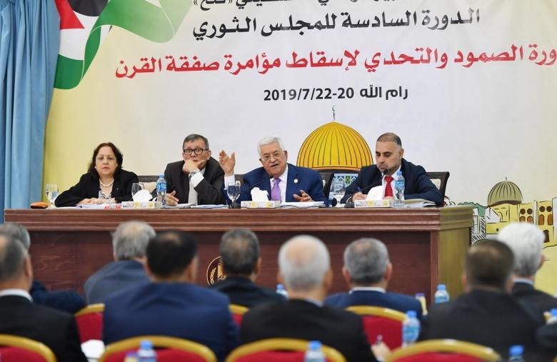 عباس: جاهزون لتنفيذ بنود اتفاق المصالحة فورا