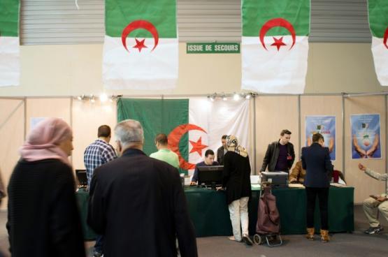 الجزائر تعلن موعد اجراء الانتخابات الرئاسية