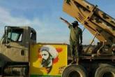 مليشيات شيعية تحرق الفلوجة بالصواريخ