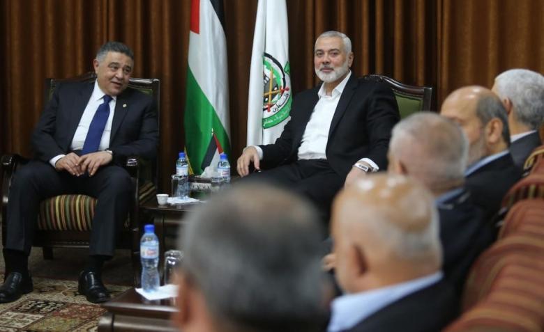 """تعرف على """"رسالة إسرائيلية"""" تنقلها مصر إلى حماس"""