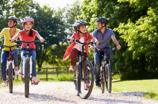 5 طرق تجعل أطفالك أكثر نشاطا