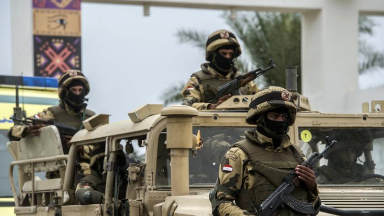 مصر نافية عرض إرسال قوات إلى اليمن: عسيري خانه اللفظ