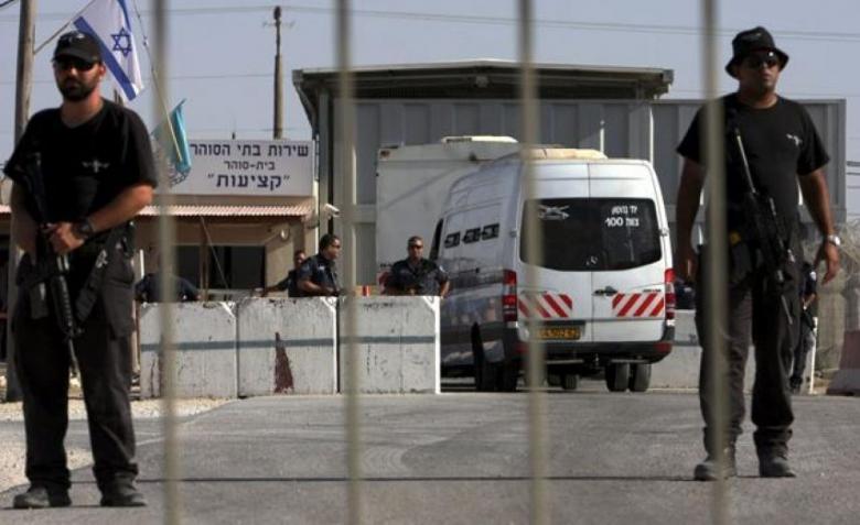 الاحتلال يشكل لجنة للتضييق على الأسرى الفلسطينيين
