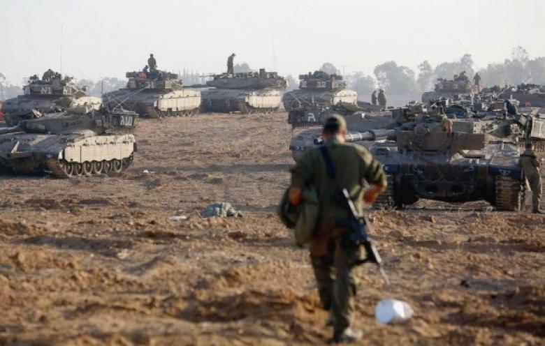الاحتلال يُعلن عن مناورات عسكرية في منطقة الجنوب