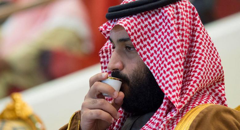"""في أول ظهور لها.. ماذا فعلت زوجة ولي العهد السعودي"""" ابن سلمان""""؟"""