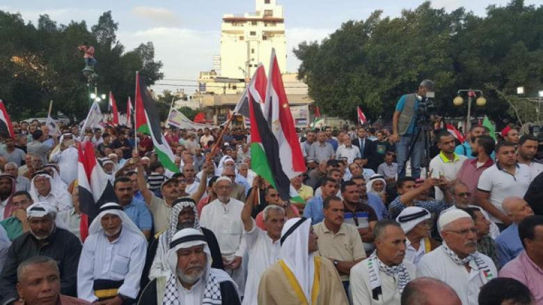 الجهاد تستنكر قرار عباس بحل هيئة شئون العشائر