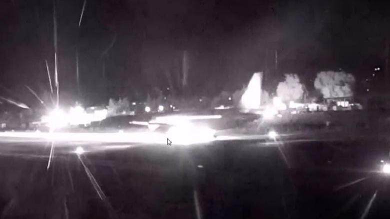 هبوط طائرة قادمة من طهران في قاعدة حميميم هربا من قصف إسرائيلي