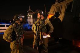 اعتقال 13 مواطنا بالضفة ومصادرة مركبات