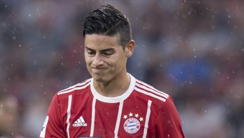خاميس رودريجير يريد العودة لريال مدريد في الشتاء