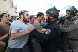 الاحتلال يزعم اعتقال مستوطنَين اعتدوا على فلسطينيين