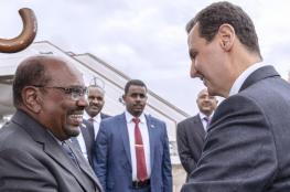 """السودان يكشف رسميًا """"هدف"""" زيارة البشير لسوريا"""