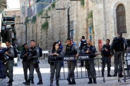الاحتلال يغلق المسجد الأقصى