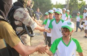 مخيمات للقدس ماضون بضيافة القسام بالوسطى