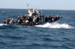 فقدان العشرات بغرق قارب قبالة سواحل ليبيا