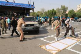 إيران تتهم دولتين خليجيتين بالضلوع في هجوم الأهواز