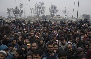 النزوح من الموصل .. معاناة متواصلة