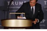 ترامب يوقف حملته للترويج لفندق جديد