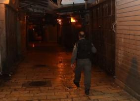 """إصابة مستوطن بعملية طعن في """"إيلات"""""""