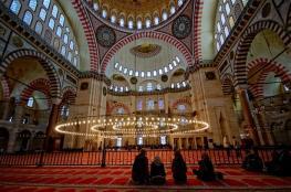 أعرق مساجد تركيا منذ عهد سليمان القانوني