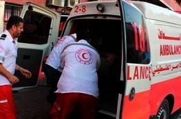 وفاة طفل بحادث دهس وسط القطاع