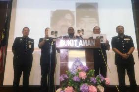 الشرطة الماليزية: أحد المشتبه بهما بقتل البطش لا يزال في ماليزيا