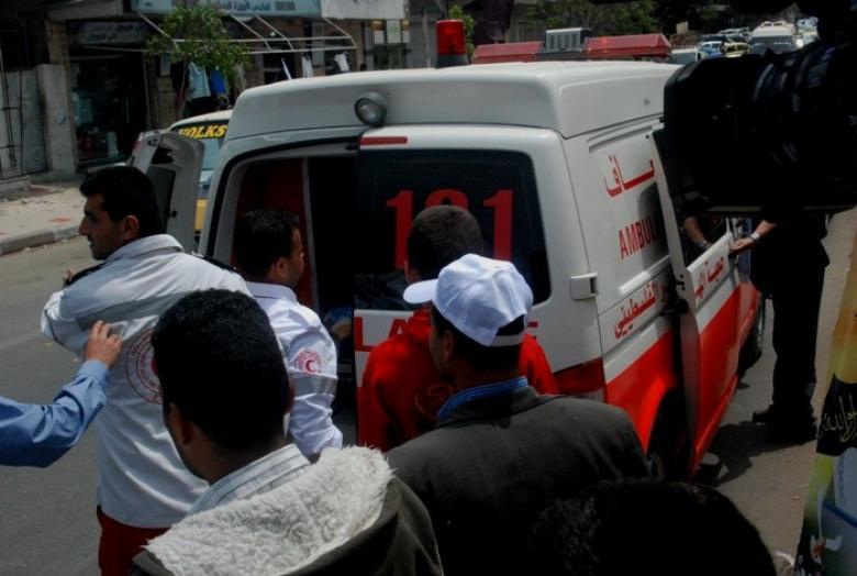 وفاة طفلة سقطت من علوٍ برفح