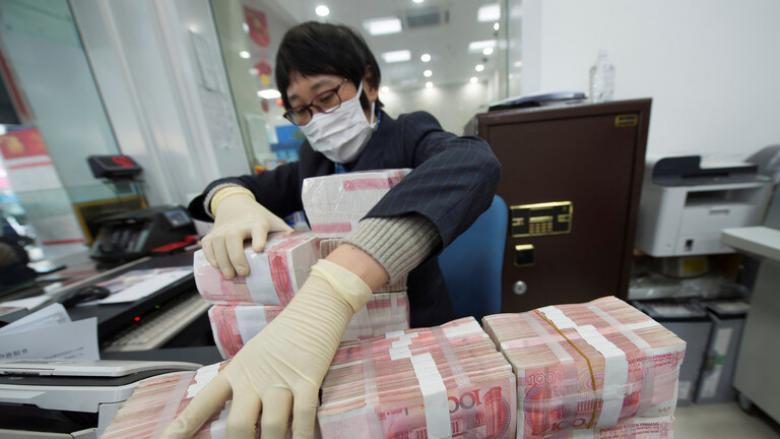 خسائر فادحة تصيب اقتصاد الصين