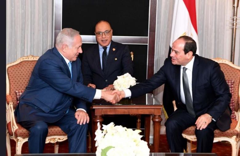"""السيسي يرعى منتدى عالميًا يدعو لدمج """"إسرائيل"""" بالمنطقة"""