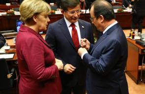 انطلاق قمة تركيا والاتحاد الأوروبي في بروكسل