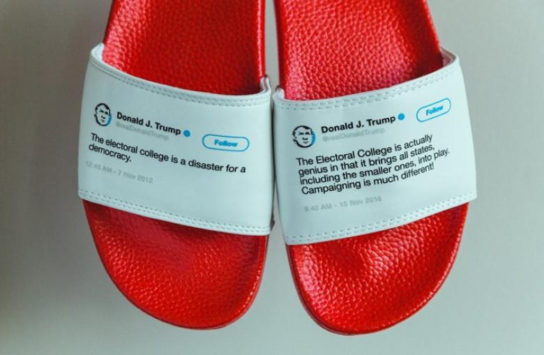 أمريكي يربح أموالا من تغريدات ترامب