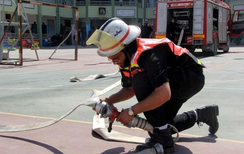 الدفاع المدني بمحافظة الشمال يُنفذ 289 مهمةً خلال يناير