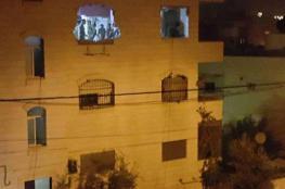 الاحتلال يفجر منزل الشهيد عمر أبو ليلى في سلفيت